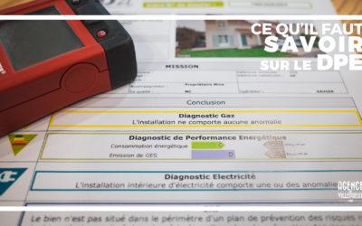 Diagnostic de performance énergétique  : à savoir pour vendre ou louer