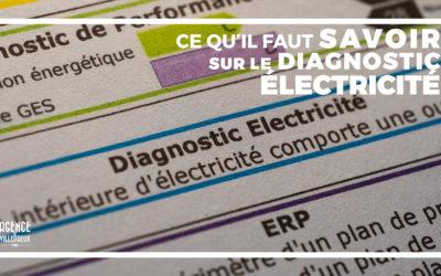 Le diagnostic électricité : à savoir pour vendre ou louer
